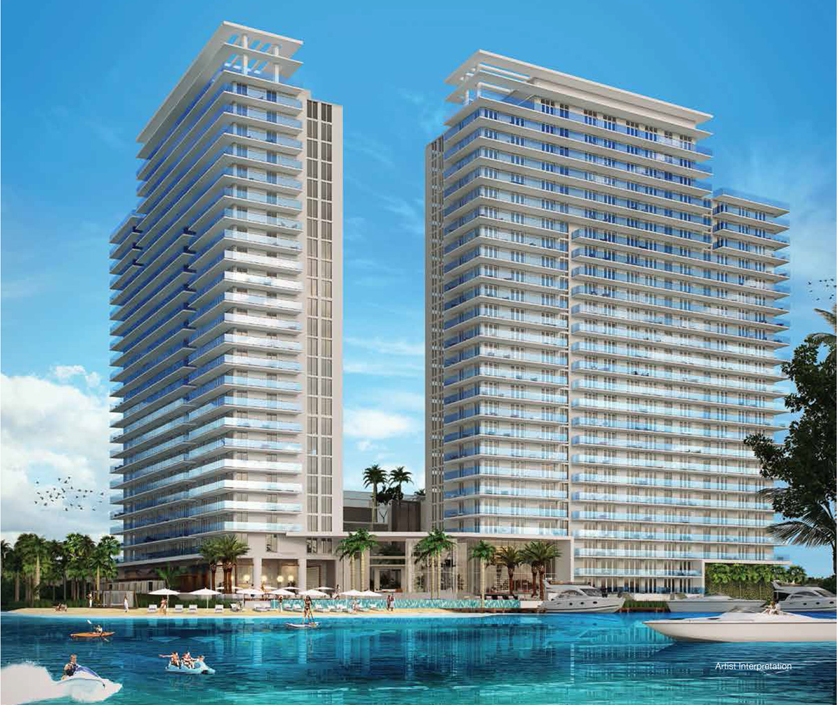 The Harbour Miami Condos